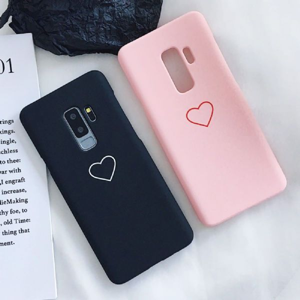 Samsung Valentine Love Heart Phone Cover